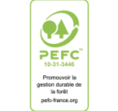 Certification PEFC - PUMA USINAGE BOIS