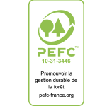 Certification PEFC - PUMA USINAGE BOIS